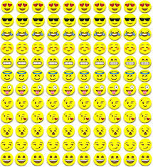 margarita emoticon amazon com emoji pencil erasers 120 pack super cute fun and