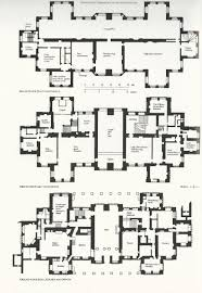floor plan english mansion plans manor house google search england
