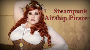 halloween costume steampunk steampunk diy makeup u0026 costume tutorial halloween youtube
