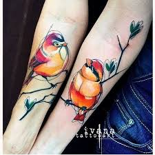 137 best tattoo images on pinterest bird flowers and beautiful
