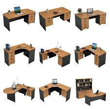 Office Desk Table Office Desk Side Table Computer Desk Table Modern Executive Office