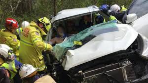 dad finds son in australia car wreck after hiring helicopter on a