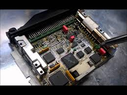 bmw e36 325is dinan chip install 413 dme youtube