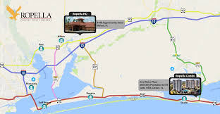 Map Destin Florida by Ropella Contact Us