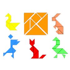 tangram puzzle tangram puzzle in wood logica puzzles logica puzzles