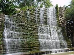 Rock Garden Waterfall Recycled And The Rock Garden Of Chandigarh Okeanos