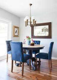 Velvet Dining Room Chairs Blue Dining Room Furniture Add Photo Gallery Photos Of Blue Velvet