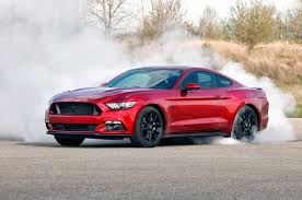 Flat Black Mustang Gt Quick Take 2016 Ford Mustang Gt California Edition Automobile