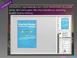 membuat poster photoshop cs3 belajar membuat banner dengan photoshop cs3 urbandistro