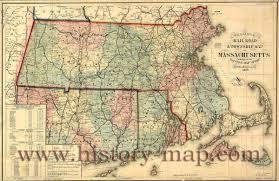 Map Of Ma Railroad Map