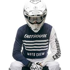 motocross gear ireland new fasthouse mx l1 stripes navy blue jersey grindhouse pants