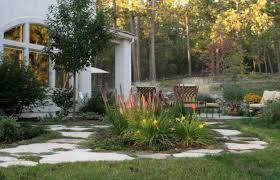 landscape ideas for a slope diy front yard landscaping on budget