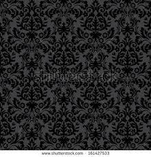 Black And White Damask Curtain Black Damask Stock Images Royalty Free Images U0026 Vectors