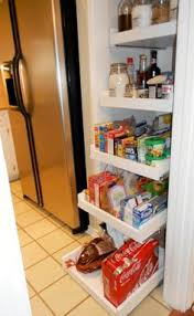Kitchen Sliding Shelves by Diy Tutorial How To Make Pull Out Shelves For Your Pantry I U0027d