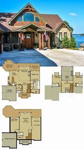 hillside home plans hillside home plans walkout basement 1005 best house plans images on