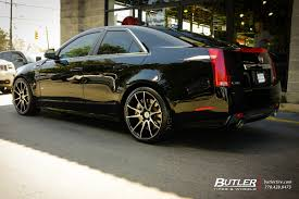 cadillac cts tire size cadillac cts v with 20in savini bm12 wheels exclusively from