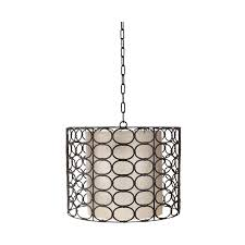 furniture lighting gorgeous diy pendant lamp shade classic brown