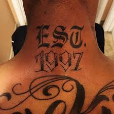 est 1997 tattoo designs 1997 tattoo designs tattoo collections