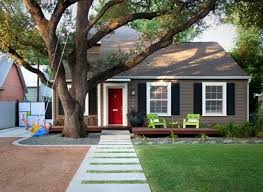 image result for red door brown roof black shutters paint colors