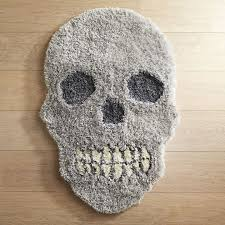 pier 1 imports skull shag rug halloween decorations from pier 1