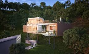 affordable home decor websites eco friendly house in bunker style home architecture green excerpt