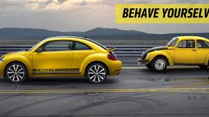 volkswagen beetle the original volkswagen beetle gsr was denounced as a hooligan u0027s car