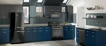 Dark Blue Kitchen 26 Eye Catching Blue Kitchen Designs Page 5 Of 5