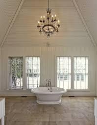 Ceiling Chandelier Vaulted Ceiling Design Ideas