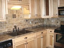 Brick Kitchen Ideas Brick Kitchen Backsplash Best Brick White Cabinets Ideas On