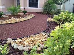 front yard landscaping ideas no grass fleagorcom