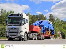 volvo semi models volvo fh16 750 semi heavy transport editorial stock image image