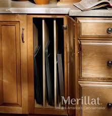 cookie sheet cabinet divider base tray divider cabinet masterpiece accessories merillat
