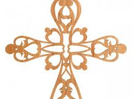 fretwork cross scroll saw jesus and holy things