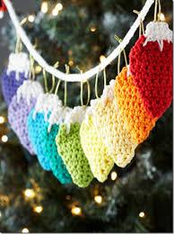 lightblubgarland easy stash buster or crochet for individual