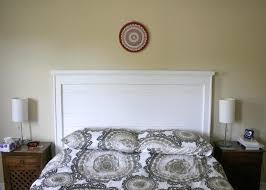 Painted Headboard Ideas Bedroom Fabulous Diy White Headboard Bedroom Diy White Headboard