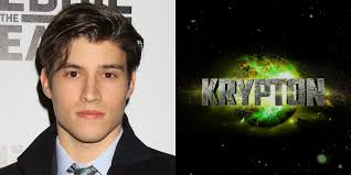Seeking Series Cast Cameron Cuffe Cast As Lead In Syfy Superman Series Krypton The