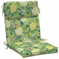 Porch Chair Cushions High Back Patio Cushions Foter