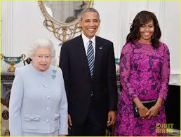 president obama spend time with the royal family photo