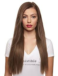 clip ins irresistible me 1 clip in hair extensions ash