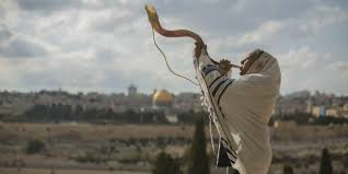 the horn of the messiah from jerusalem breaking israel
