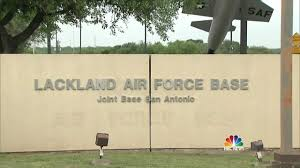 Lackland Air Force Base Map Two Airmen Fatally Shot At San Antonio Base Identified Nbc News