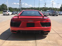 lexus lfa or audi r8 pre owned 2017 audi r8 coupe v10 plus 2dr car in erie p0717151
