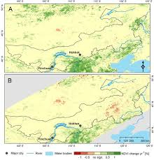 Time Difference Map Remote Sensing Free Full Text How Normalized Difference