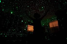 in my room with my glow in stars rebrn com