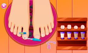 princess pedicure nail salon android apps on google play