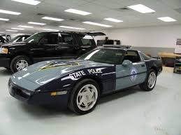 police corvette copcar dot com the home of the american police car photo archives