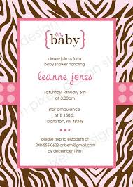 designs elegant printable baby shower invitation templates for a