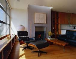 Lounge Chair For Living Room Cool Design Icon Eames Lounge Chair Interior Ideas Inspiration And