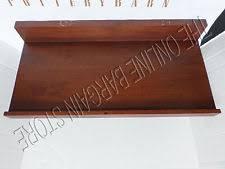 Rustic Wood Ledge Pottery Barn Pottery Barn Wall Shelves Ebay