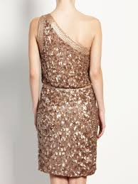 the beaded dresses make your mark